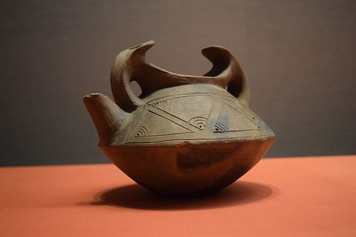 Jomon Spouted Vessel