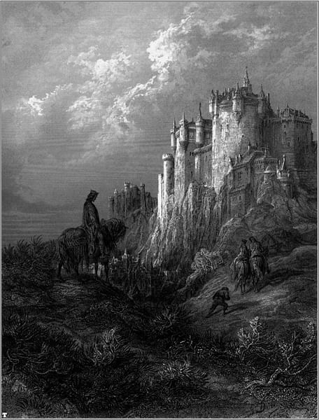 Camelot, Idylls of the King