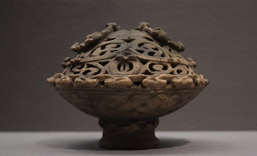 Jomon Incense Burner