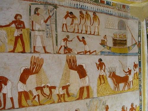 Jobs In Ancient Egypt World History Encyclopedia