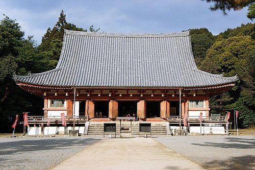 Main Hall, Daigoji (by 663highland, CC BY-SA)
