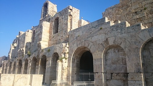 Arches, Theatre of Herod Atticus