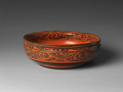 Han Lacquered Bowl