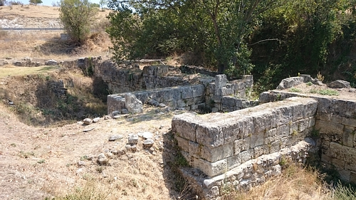 Fortifications of Amphipolis