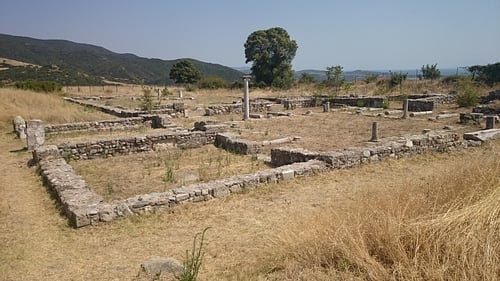 Remains of Amphipolis