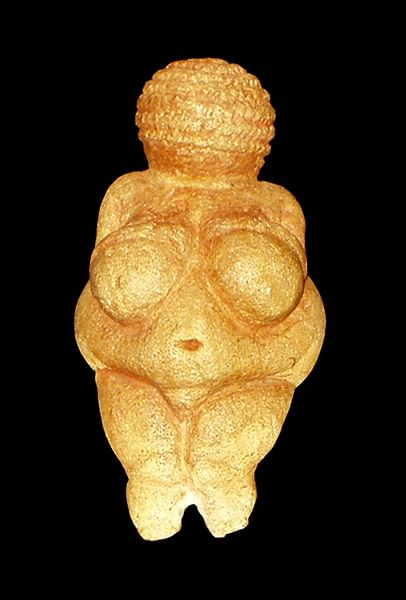 The Venus of Willendorf (by Oke, CC BY-SA)