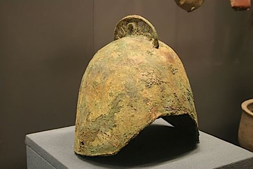 Warring States Helmet