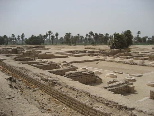 Amarna, Northern Palace