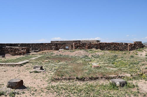 Ruins of Erebuni Fortress (by James Blake Wiener, CC BY-NC-SA)