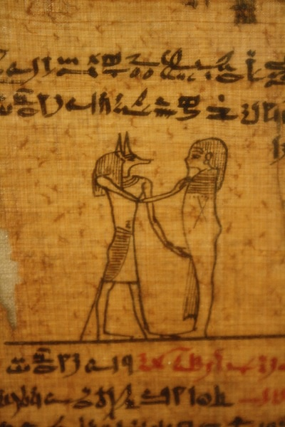 A Ghost Story of Ancient Egypt