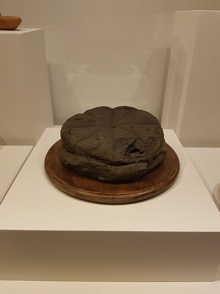 A Loaf of Bread from Herculaneum