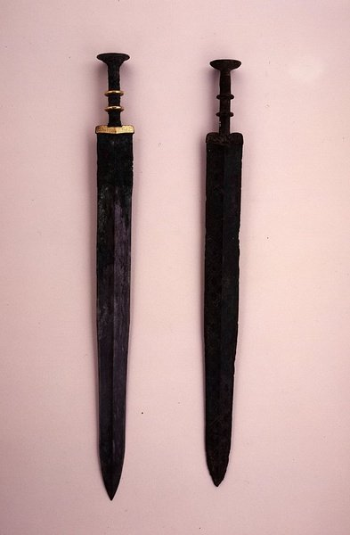 Eastern Zhou Swords