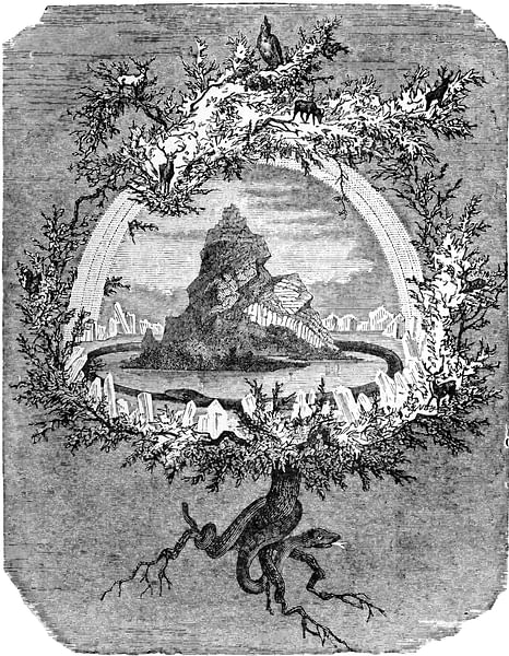 Nine Realms of Norse Cosmology - Ancient History Encyclopedia