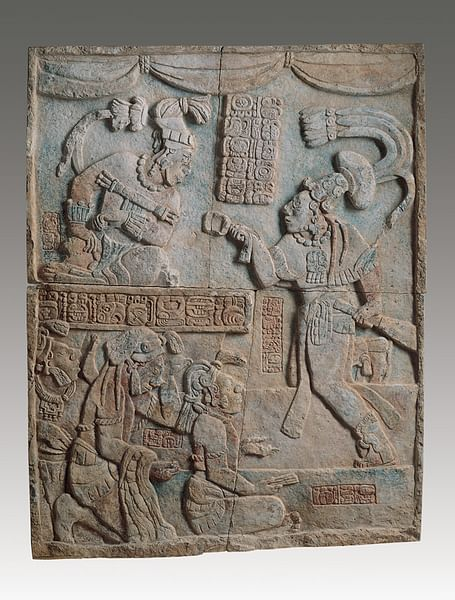 Presentation of Captives to a Maya Ruler (by FA2010, CC BY-SA)