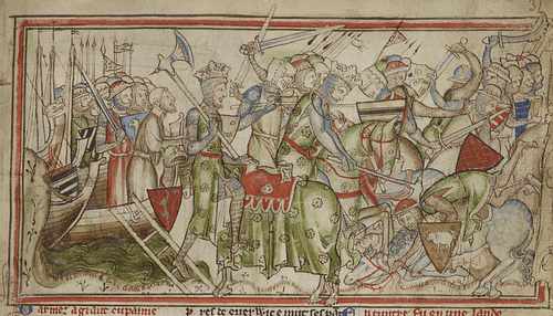 Harald Hardrada, Battle of Fulford Gate