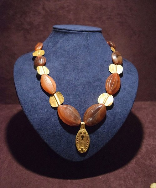 Necklace from Ancient Armenia