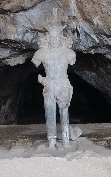 Colossal Statue of Shapur I