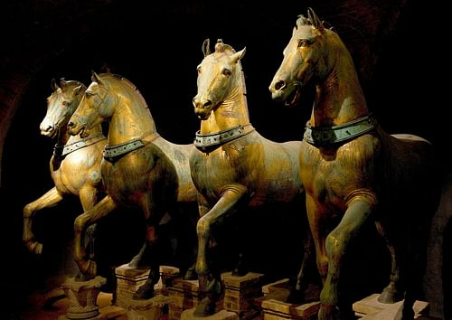 Horses from the Hippodrome of Constantinople