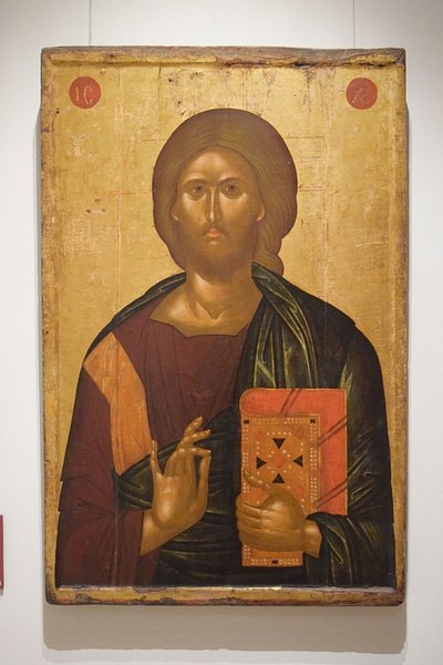 Icon of Christ Pantokrator