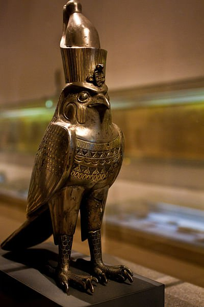 Horus Bird Statuette (by )