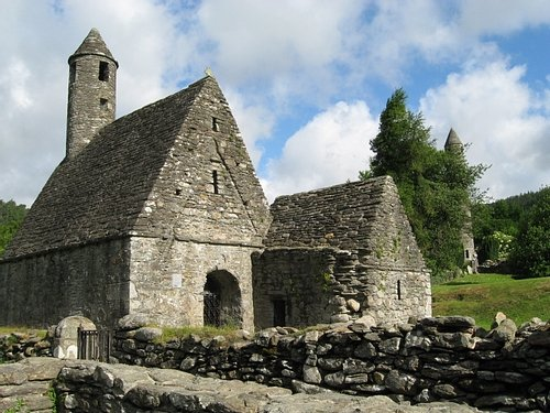 St. Kevin's Church, Glendalough