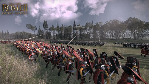 Roman Legions, Battle of Abritus (by The Creative Assembly)