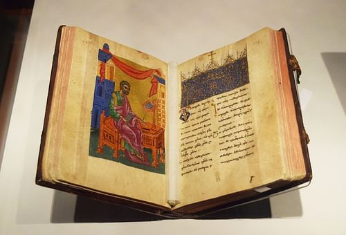 Which written in order gospels Chronological Order