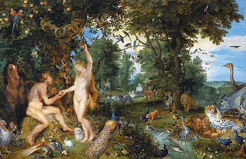 Image result for images of the garden of eden