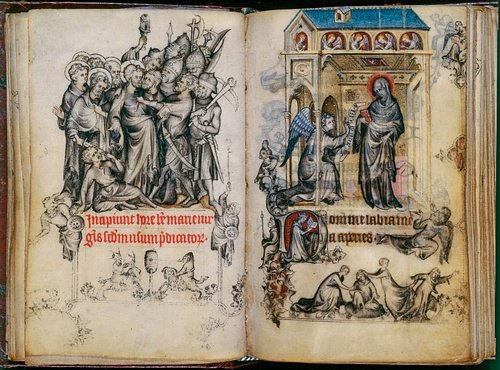 Book of Hours of Jeanne d'Evreux