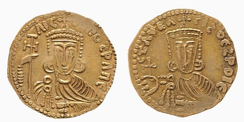 Gold Coin of Nikephoros I
