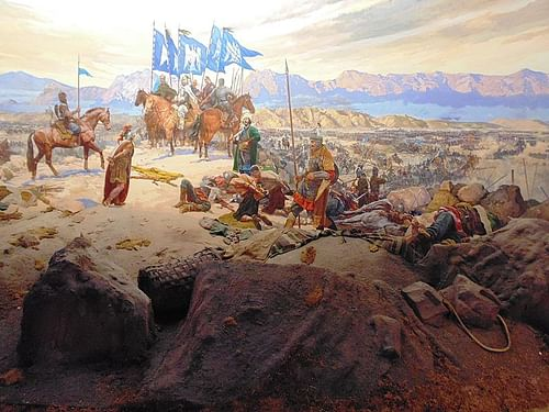 Battle of Manzikert