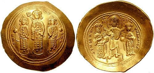 Romanos IV Histamenon (by Classical Numismatic Group, Inc.)