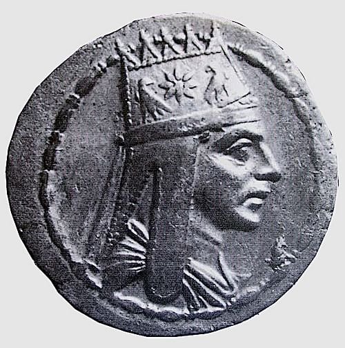 Tigranes the Great (by Beko, Public Domain)