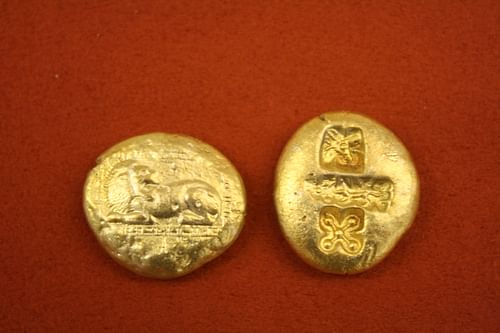 Miletos Electrum Stater