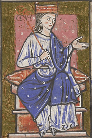 Aethelflaed (by Anonymous, Public Domain)
