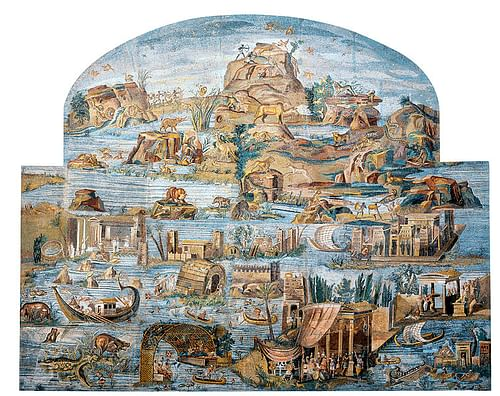Nile Mosaic of Palestrina