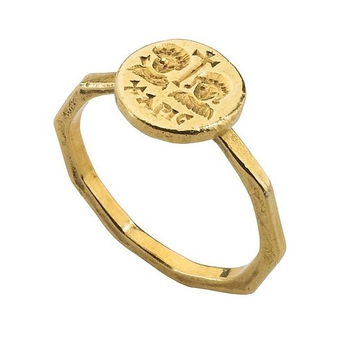 Byzantine Marriage Ring