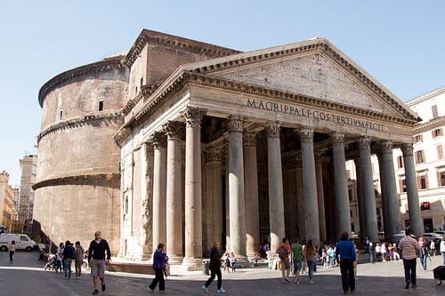 Image result for the pantheon