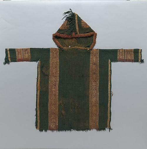Byzantine Child's Tunic with Hood