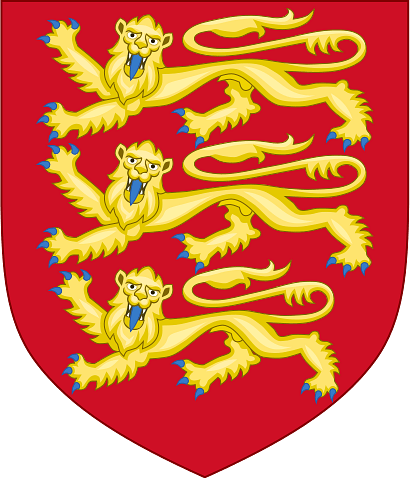 Arms of Richard I (by Sodacan)