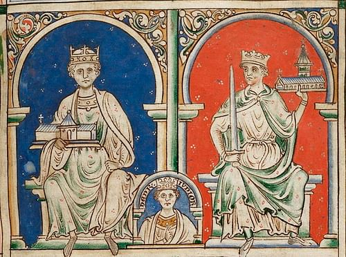 Henry II & Richard I