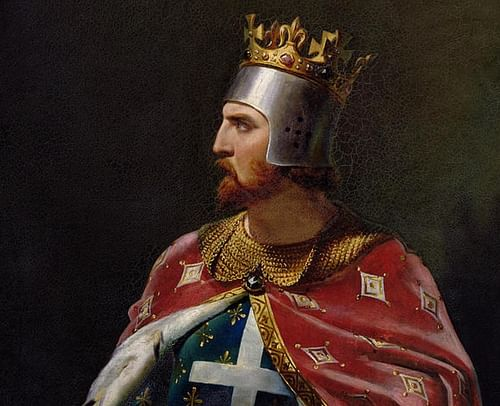 Richard the Lionheart (by Merry-Joseph Blondel, Public Domain)
