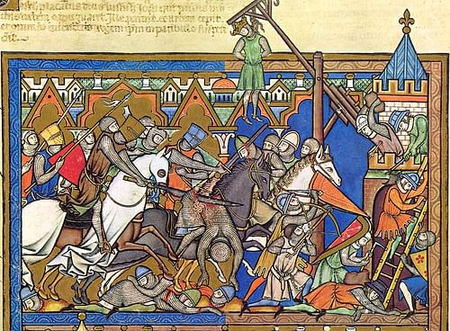 Siege Warfare in Medieval Europe