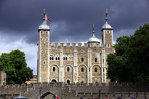 The White Tower, the Tower of London
