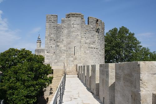 Aigues-Mortes Wall Walk