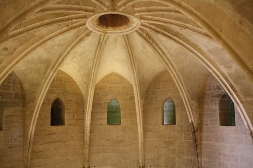 Vaulted Chamber, Aigues-Mortes