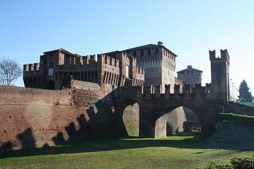 Castillo de Soncino, Italia