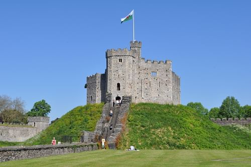 Cardiff Castle Shell Keep