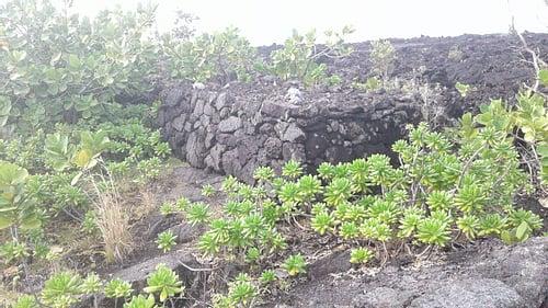 Kukii Heiau Cairn, Hawaii