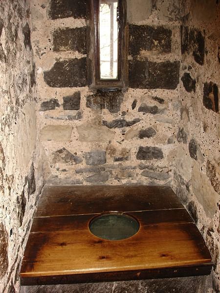 Toilet, Tower of London